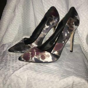 ASOS high heels. Multicolored & comfortable